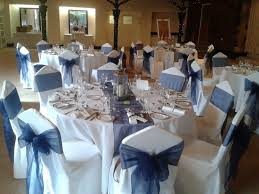 blue wedding decorations uk wedding table decoration hire uk