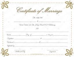 catholic marriage certificate wedding certificate templates flowers marriage certificate