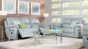 teal livingroom leather living room sets furniture suites