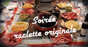 cuisine raclette recette originale soirée raclette originale