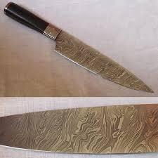 damascus kitchen knives damascus steel chef knife dkk02 multiplex traders