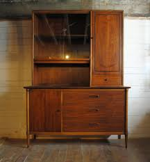 mid century modern credenza u0026 hutch phylum furniture