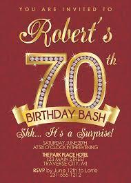 70th birthday invitation wording ideas choice image invitation