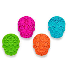 mardi gras cookie cutters sugar skull mardi gras cookie cutter set