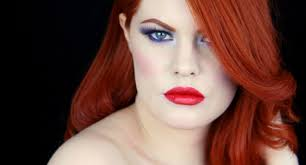 jessica rabbit jessica rabbit make up tutorial