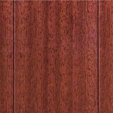 White Oak Flooring Natural Finish Engineered Hardwood Wood Flooring The Home Depot