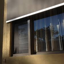 Drop Down Blinds Straight Drop Awnings U2013 Super Quality Made By Apollo Blinds