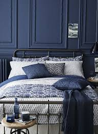 Color In Interior The Role Of Colors In Interior Design Navy Blue Bedrooms Blue