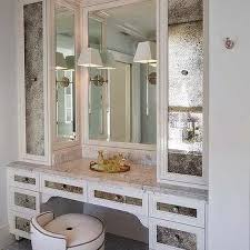 Mirrored Vanity Table Mirrored Dressing Table Design Ideas