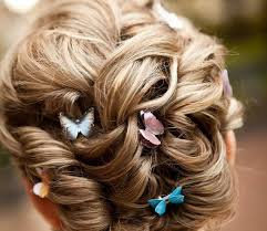 how to do the country chic hairstyle from covet fashion ehow prom hair accessories butterfly wedding hair unique shabby chic