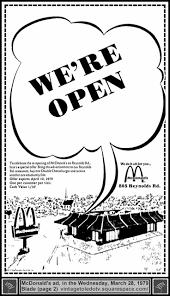 mcdonalds open on thanksgiving 42 best vintage mcdonalds ads images on pinterest vintage ads
