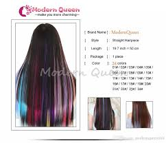 one clip in hair extensions one hair clip in extensions mixed colors 50cm