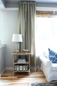 10 ft long curtains how to hang draperies from elements of style