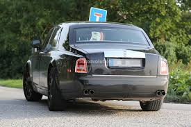 next generation rolls royce phantom interior spied for the first