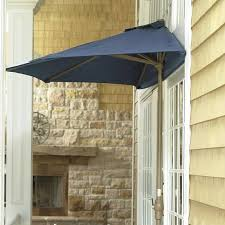 Patio Half Umbrella Small Improvements To Your Outdoor Space