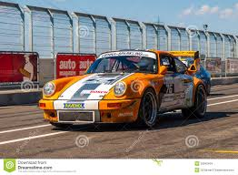 old porsche race car classic porsche 911 race car editorial stock image image 39060494
