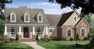 cape cod house cape cod craftsman traditional house plan 59104