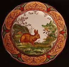 wedgwood rabbit repro antique wedgwood 1876 blue hare rabbit tile rabbit white