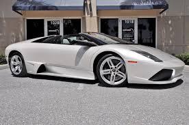 Lamborghini Murcielago Convertible - 2008 lamborghini murcielago lp640 roadster lp640 roadster stock