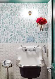Bathrooms In Nyc Transitional Bathroom In New York Ny By Ken Fulk Inc Bathrooms