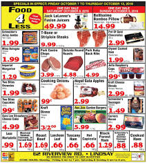 food 4 less lindsay flyer october 7 to 13 canada