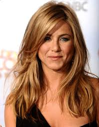 pony up slide 2 jennifer aniston ponytail and bangs