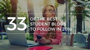 33 of the best student blogs to follow in 2016 bellvue students