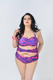 Cheap Clothes For Plus Size Ladies Plus Size Swimwear For Women Midriff Baring Shorts Bikinis For