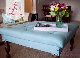 How To Make An Ottoman From A Coffee Table 25 Upcycled Furniture Ideas Tufted Ottoman Ottomans And