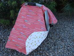 Pink Car Seat Canopy by Baby Canopy Car Seat Cover
