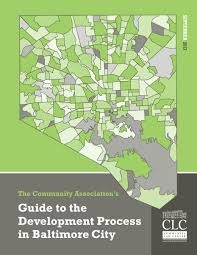 Baltimore City Map Information For Neighborhoods Community Law Center