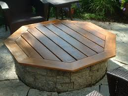 Diy Firepit Table Diy Pit Cover Design And Ideas