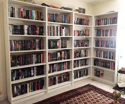 ladies and gentlemen let me introduce you to my new bookshelves
