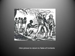 a of slavery in modern america the atlantic slavery in america table of contents history of slavery the trans