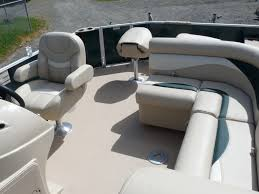 Vinyl Decking For Boats by Sw 2086 Fcs Pontoon Boat U2013 Puget Marina