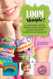 amazon com loom magic 25 awesome never before seen designs for