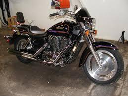 1996 honda shadow 1100 photo and video reviews all moto net