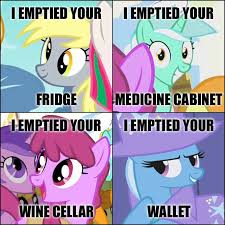 Funny Pony Memes - image 408299 my little pony friendship is magic know your meme