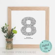 8 year anniversary gift ideas for 8th wedding anniversary gifts hd images 25 unique 8 year