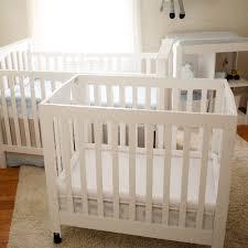 Crib Mattress Base Mini Breathe Through Crib Mattress White Base Secure Beginnings