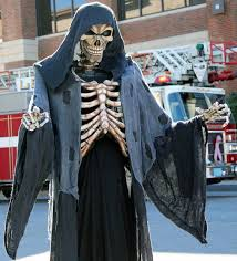Reaper Halloween Costume Ultimate Grim Reaper Costume 6 Steps Pictures