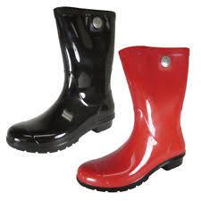 s ugg australia korynne boots ugg australia rainboots rubber boots for ebay