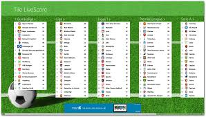 soccer today games and live score