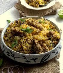 biryani cuisine sindhi chicken biryani and sindhi cuisine recipe spoon