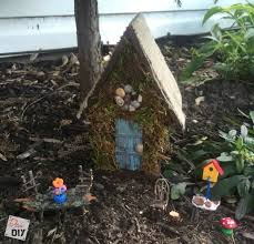Diy Craft Projects For The Yard And Garden - how to make a fairy garden that is easy and inexpensive