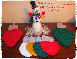 free crochet patterns for christmas crafts dancox for