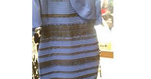 blue dress is it blue and black or white and gold dress color debate goes
