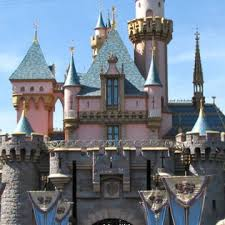 disneyland sleeping beauty castle cover places
