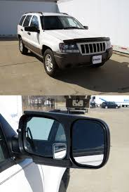 original custom towing mirror slips on for excellent towing