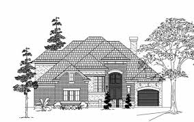 house plans monster luxury style house plans 3869 square foot home 2 story 4